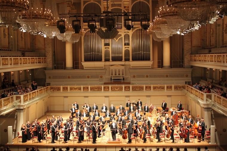 Светличная планирует за два года построить большой зал филармонии на 800 мест