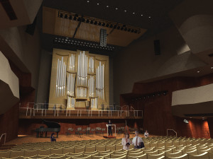 Новый органный зал