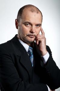 А. И. Сиротенко, руководитель хора им. Палкина, хоровой дирижер