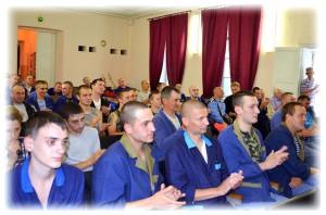 Харьковская филармония - концерт для бойцов АТО