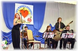 Харьковская филармония - выступление для бойцов АТО-1