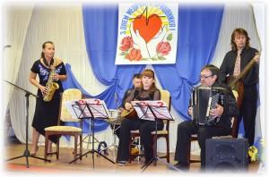 Харьковская филармония - выступление для бойцов АТО_2