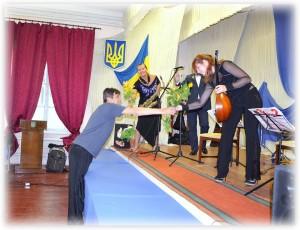 Харьковская филармония - выступление для бойцов АТО_7