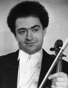 Илья Калер, скрипка