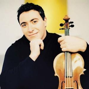 Максим Венгеров, скрипач