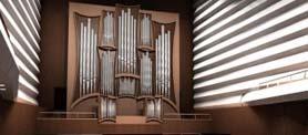 Новый органный зал превью