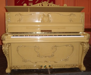 Первое фортепиано - Бартоломео Кристофори ди Франческо
