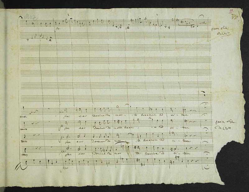 Introitus: requiem aeternam (choir with soprano solo) ii