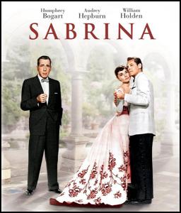 Постер к фильму Сабрина, музыка Рахманинова к фильмам