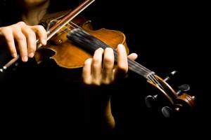 Скрипка, струнно-смычковый инструмент