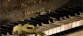 Старое пианино_