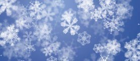 Вальс снежинок