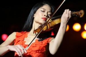 Ванесса Мей, скрипка
