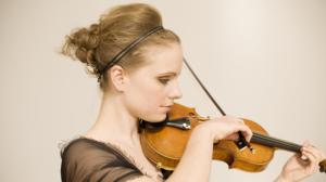 Юлия Фишер, скрипачка